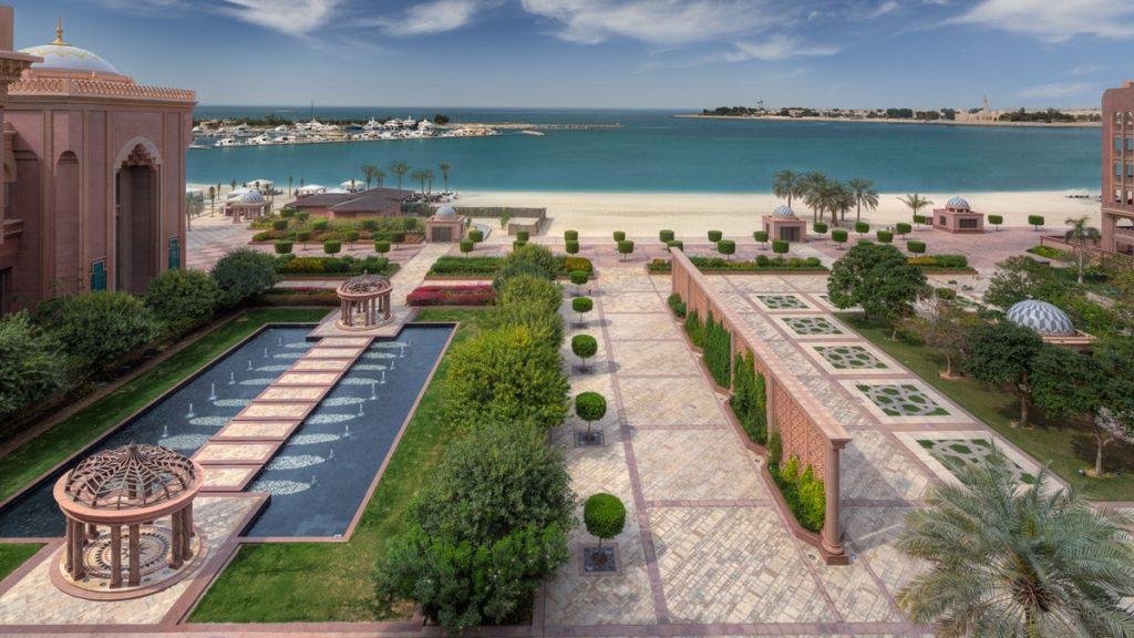 Emirate Palace Abu Dhabi Best Hideaways