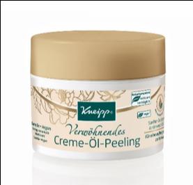 Kneipp Creme-Öl-Peeling, 200 gr, CHF 10.80 Top-Produkte für die Haut