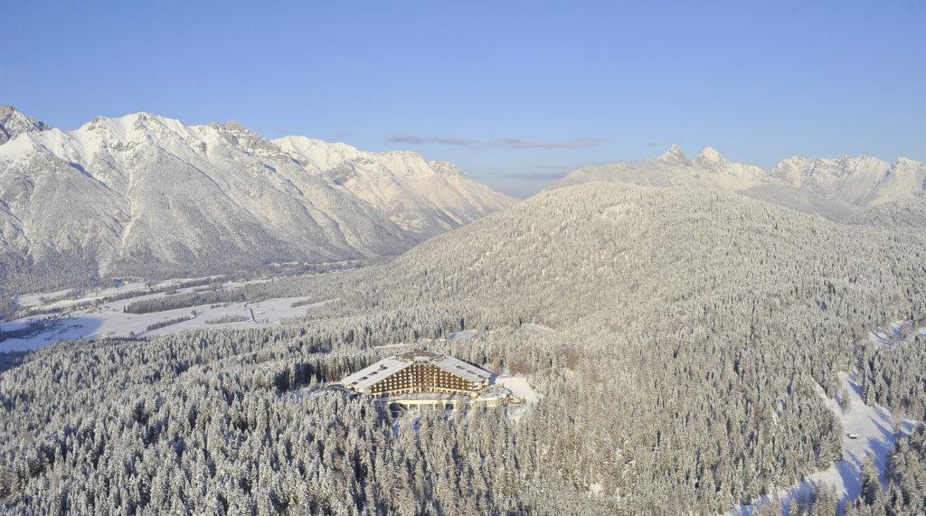 Interalpen-Hotel Tyrol Tirol 5-Sterne-Hotel