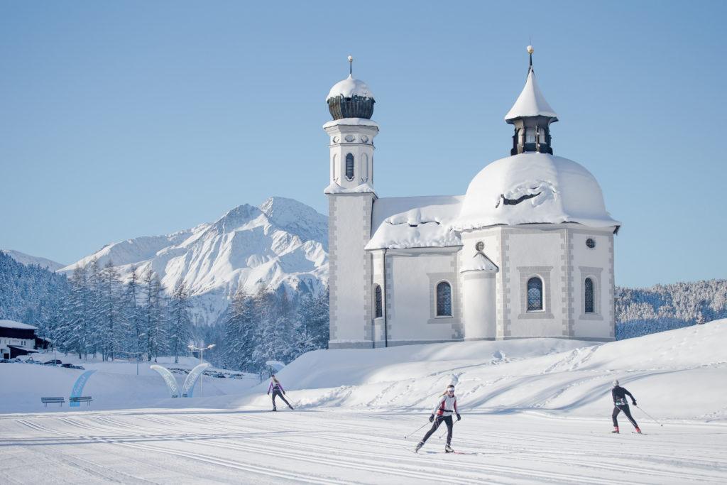 Olympiaregion Seefeld Interalpen-Hotel Tyrol Tirol