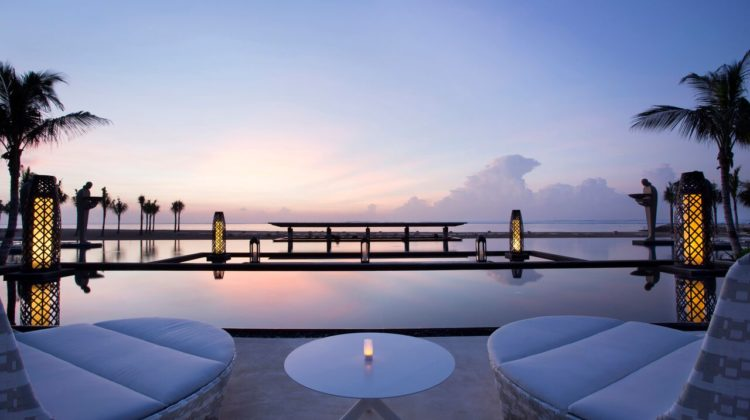 Mulia Bali Oasis Beachfront Pool