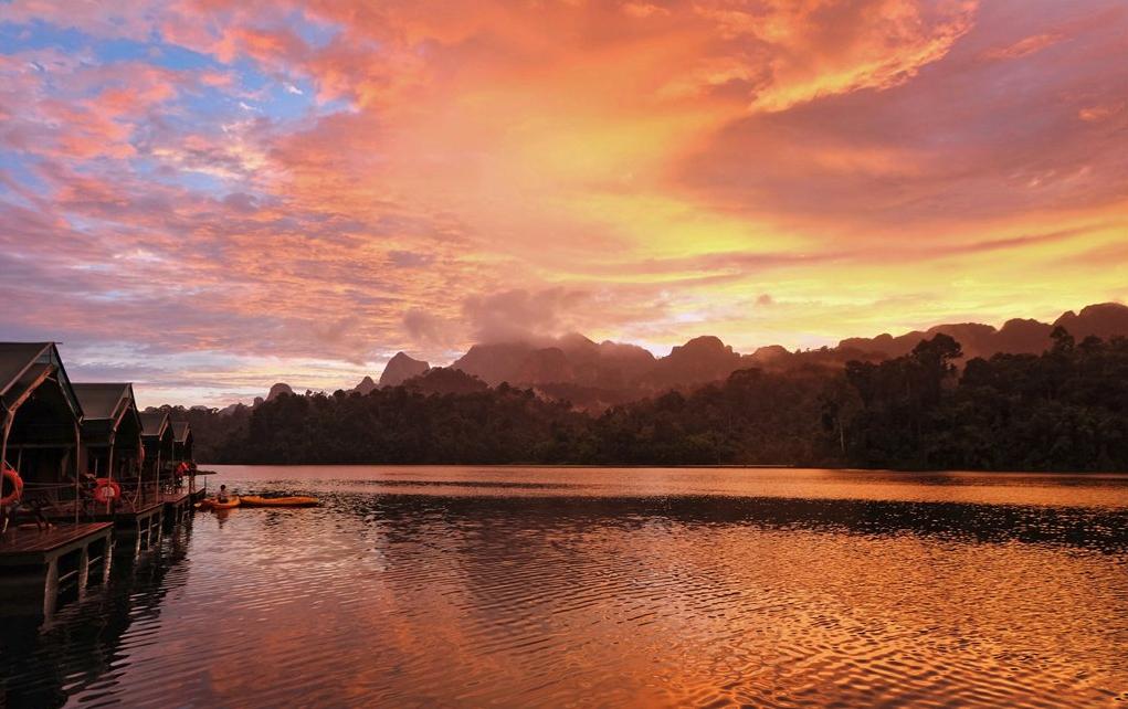 Elephant Hills Resort Thailand Rainforest Camp