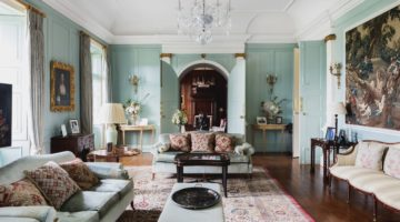 Kinross House Schottland Oetker Collection Living Room