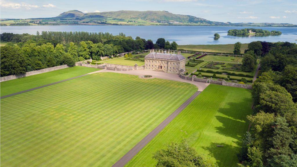 Kinross House Schottland Oetker Collection Garden