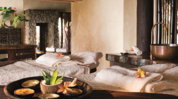Laucala Island Spa Wellness