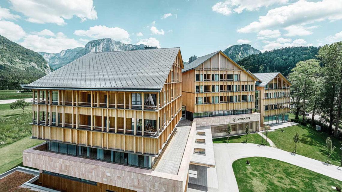 Vivamayr Altaussee Gesundheit Wellness Resort Dachschindel