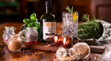BOAR Gin BOAR Distillery im Schwarzwald