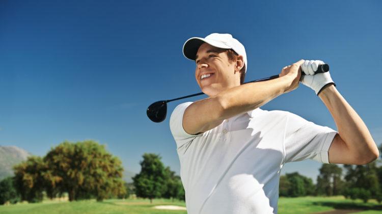 Luxus Golf-Resorts Golfer 123RF worldofwellness