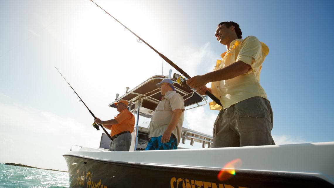 Angler Fischen Männer Visit St. Pete Clearwater worldofwellness