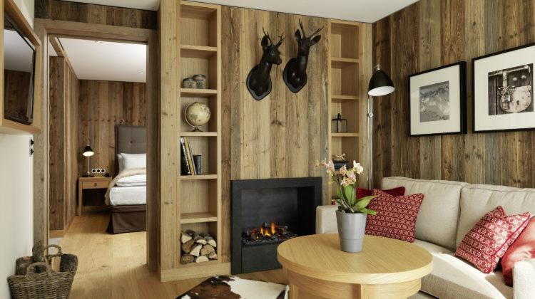 Löwen Hotel Alpen Zimmer worldofwellness