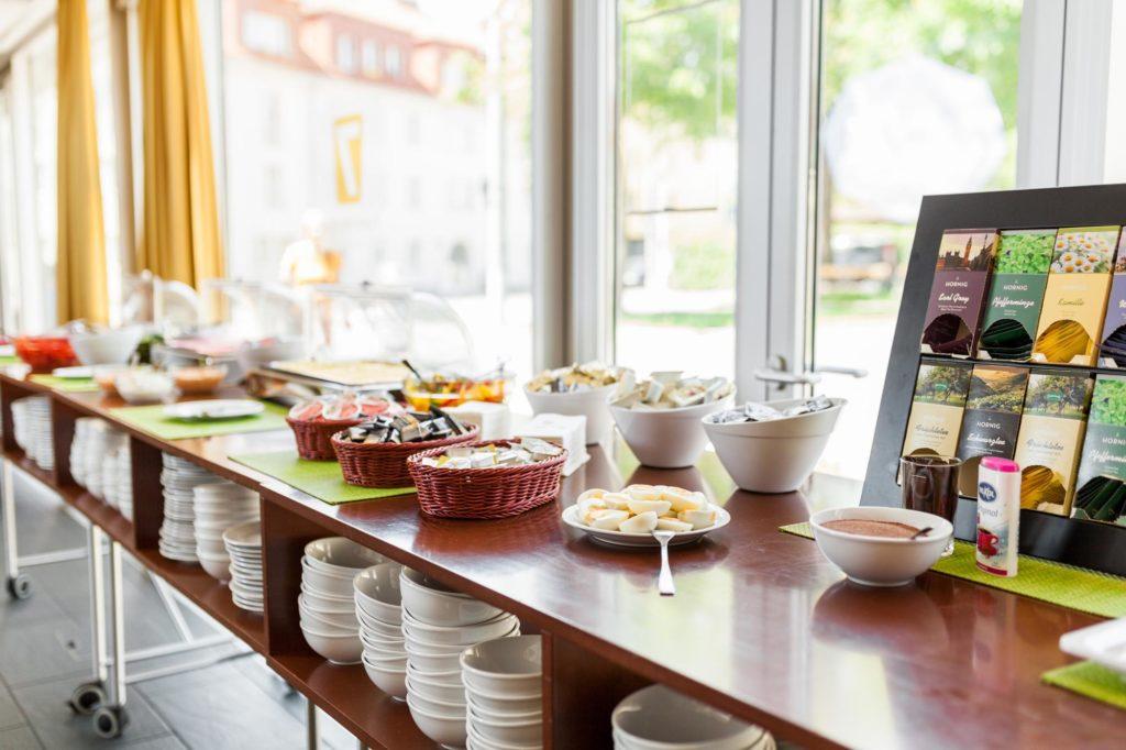 Kurztrip 7 Days Premium Hotels Wien Frühstücksbuffet worldofwellness