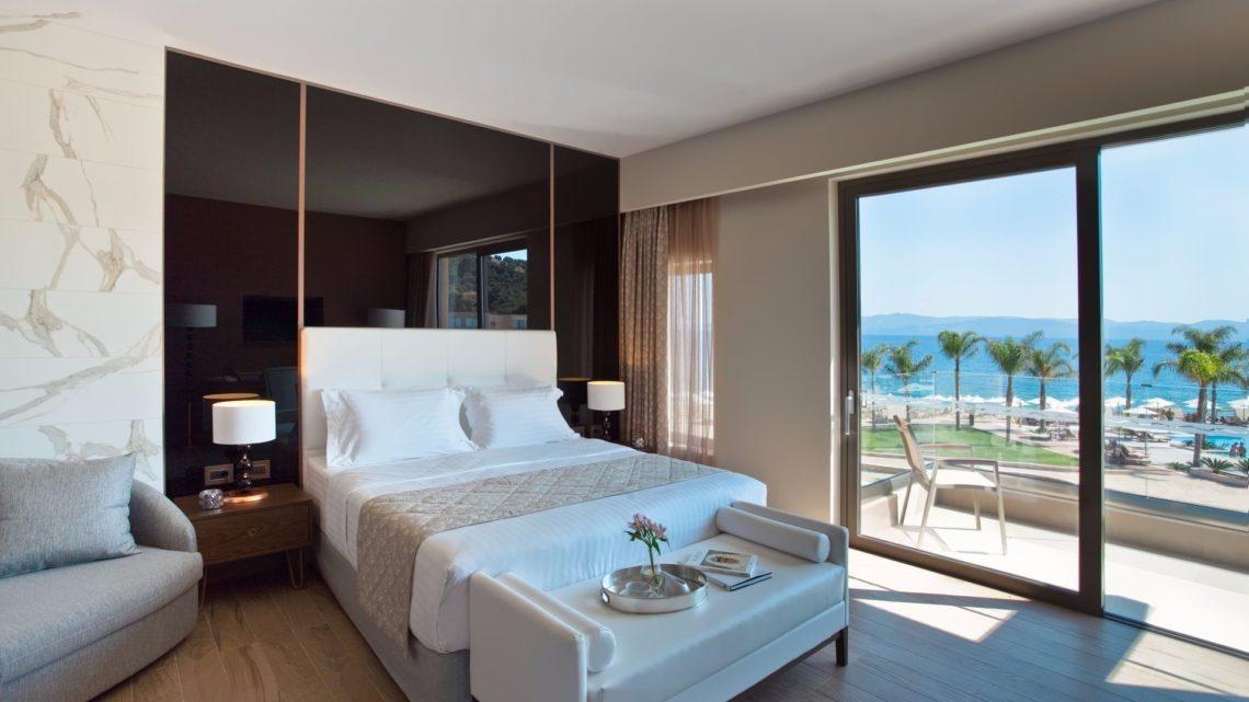 Miraggio Thermal Spa Resort Bedroom worldwofwellness