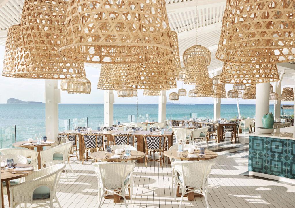 Gourmet Restaurants LUX Grand Gaube Mauritius © INTOSOL Holdings PLC worldofwellness