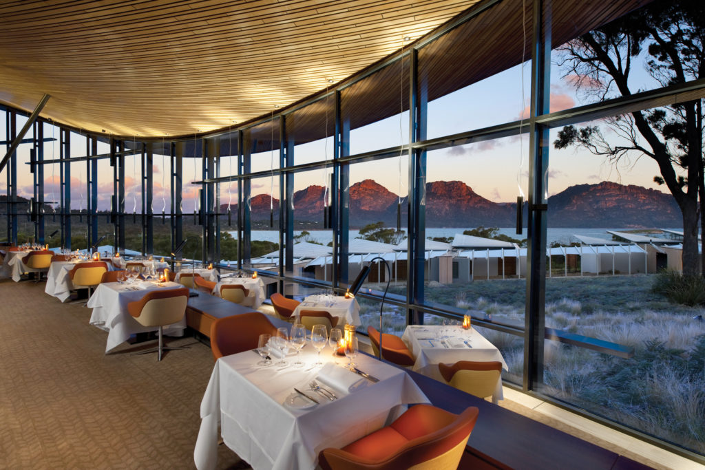 Gourmet Restaurants © Saffire Freycinet INTOSOL Holdings PLC worldofwellness