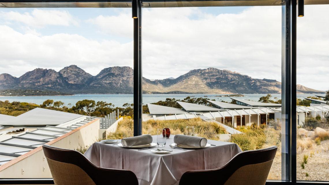 Gourmet Restaurants Palate © Saffire Freycinet INTOSOL Holdings PLC worldofwellness