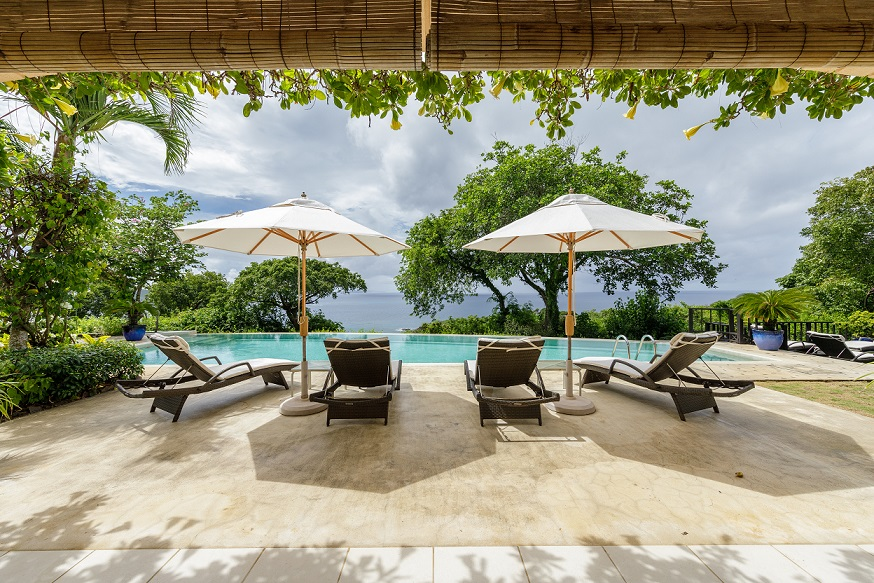 Mustique Island Villa Salamander Karibik Waldburg PR worldofwellness