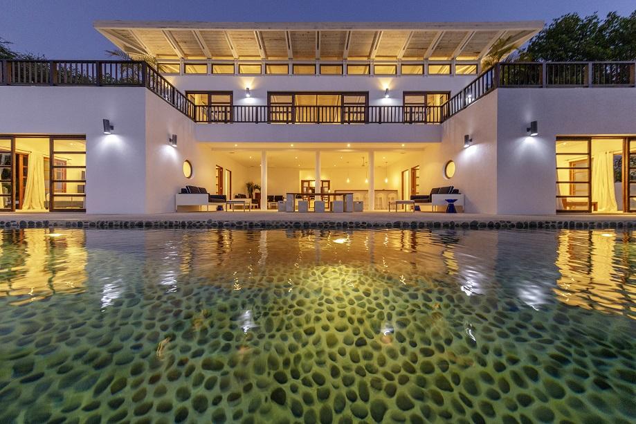 Mustique Island Villa Opricot Karibik Waldburg PR worldofwellness