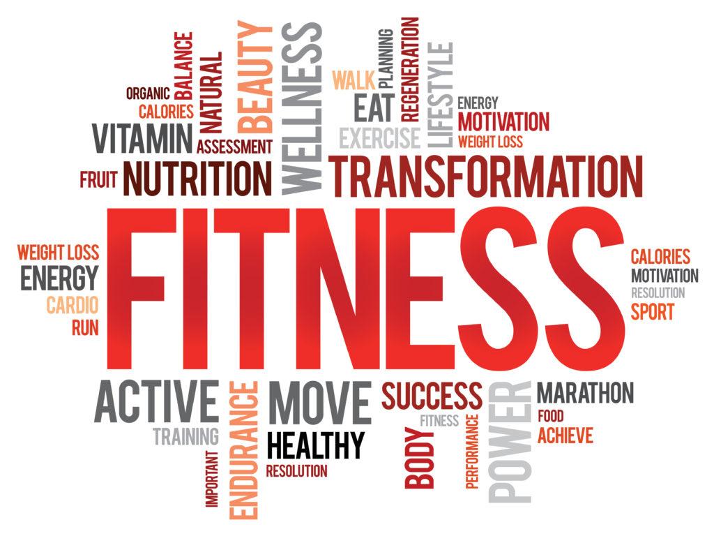 Fitness Muskeln im Alter Wortwolke Sport 123RF worldofwellness