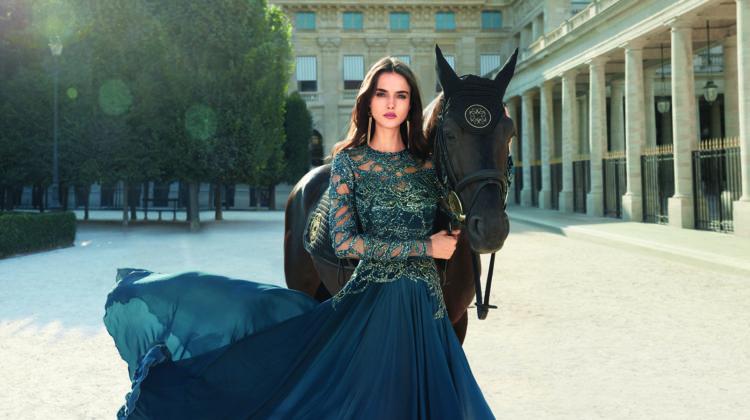 Herbstdüfte für Sie und Ihn Elie Saab Le Parfum Royal Modelshot worldofwellness
