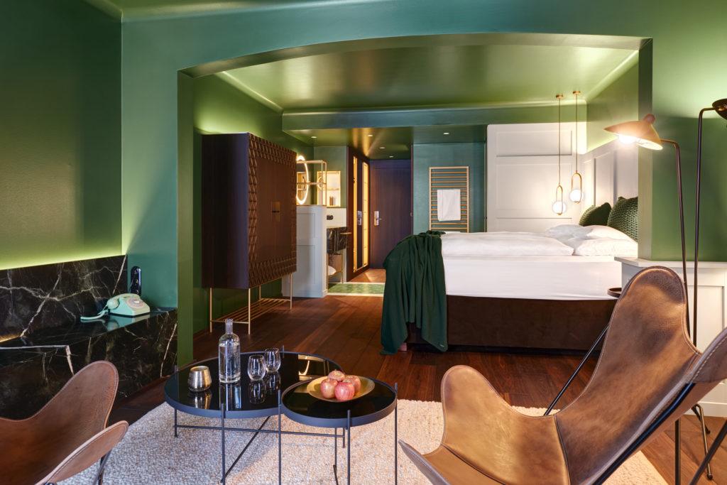Hotel Entners am See Achsensee Zimmer worldofwellness