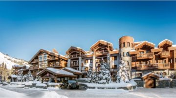 L'Apogée Courchevel Frankreich Skihotels worldofwellness