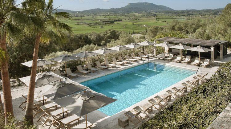 Finca Serena Mallorca Pool Waldburg PR worldofwellness